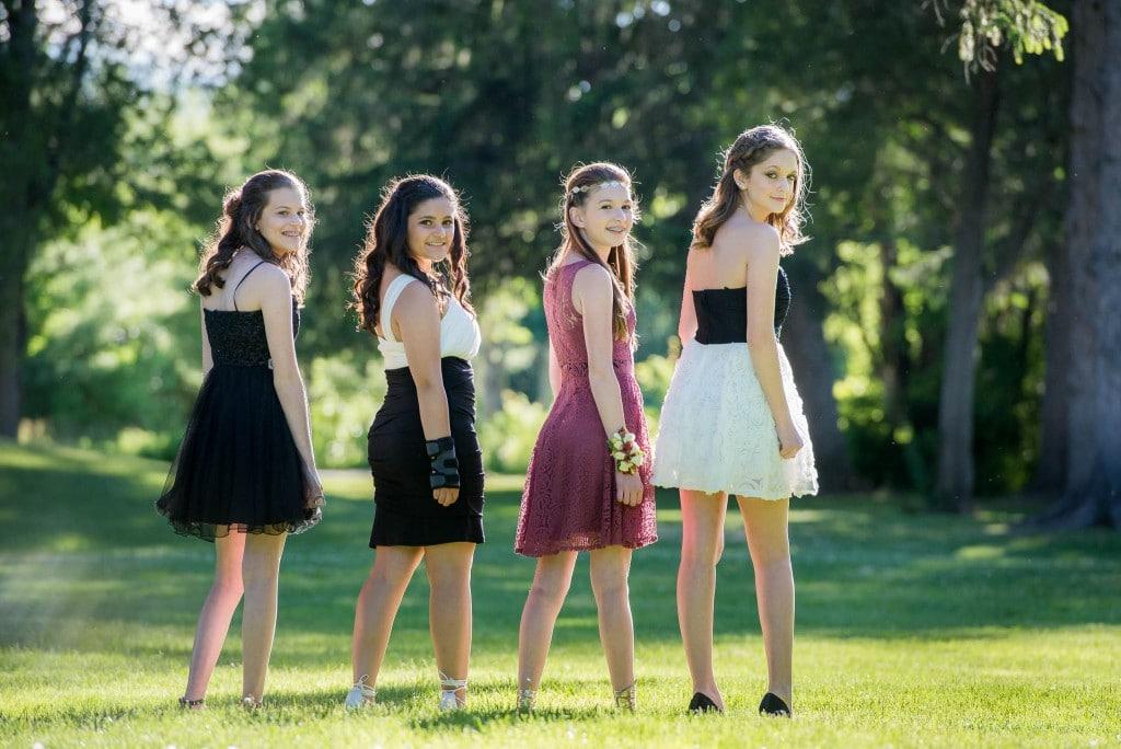 8th Grade Dance | Nashua Photographer