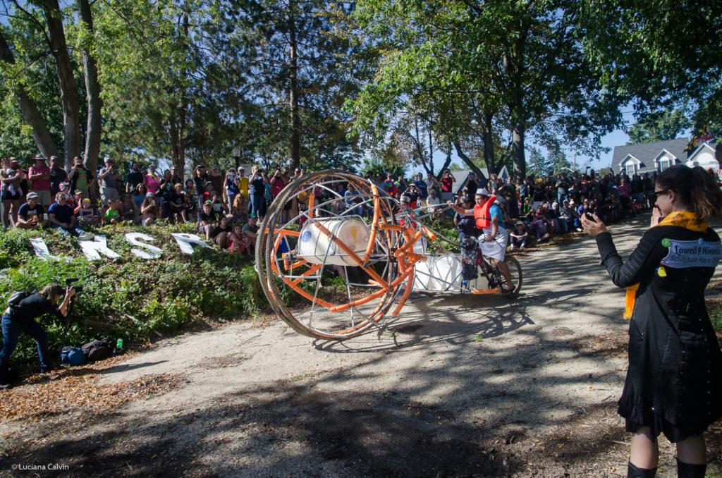 Kinetic Race in Lowell