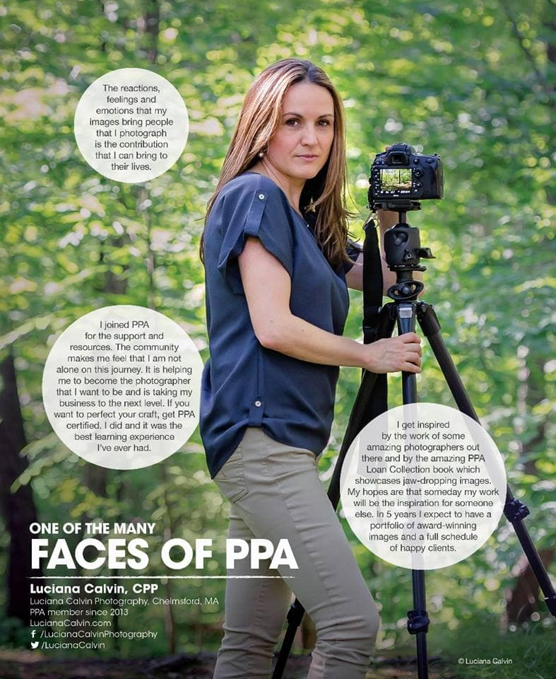 Faces of PPA