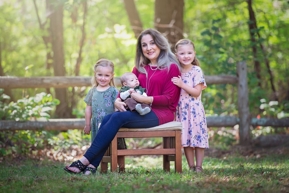 How to Make Your Family Photo Session One to Remember