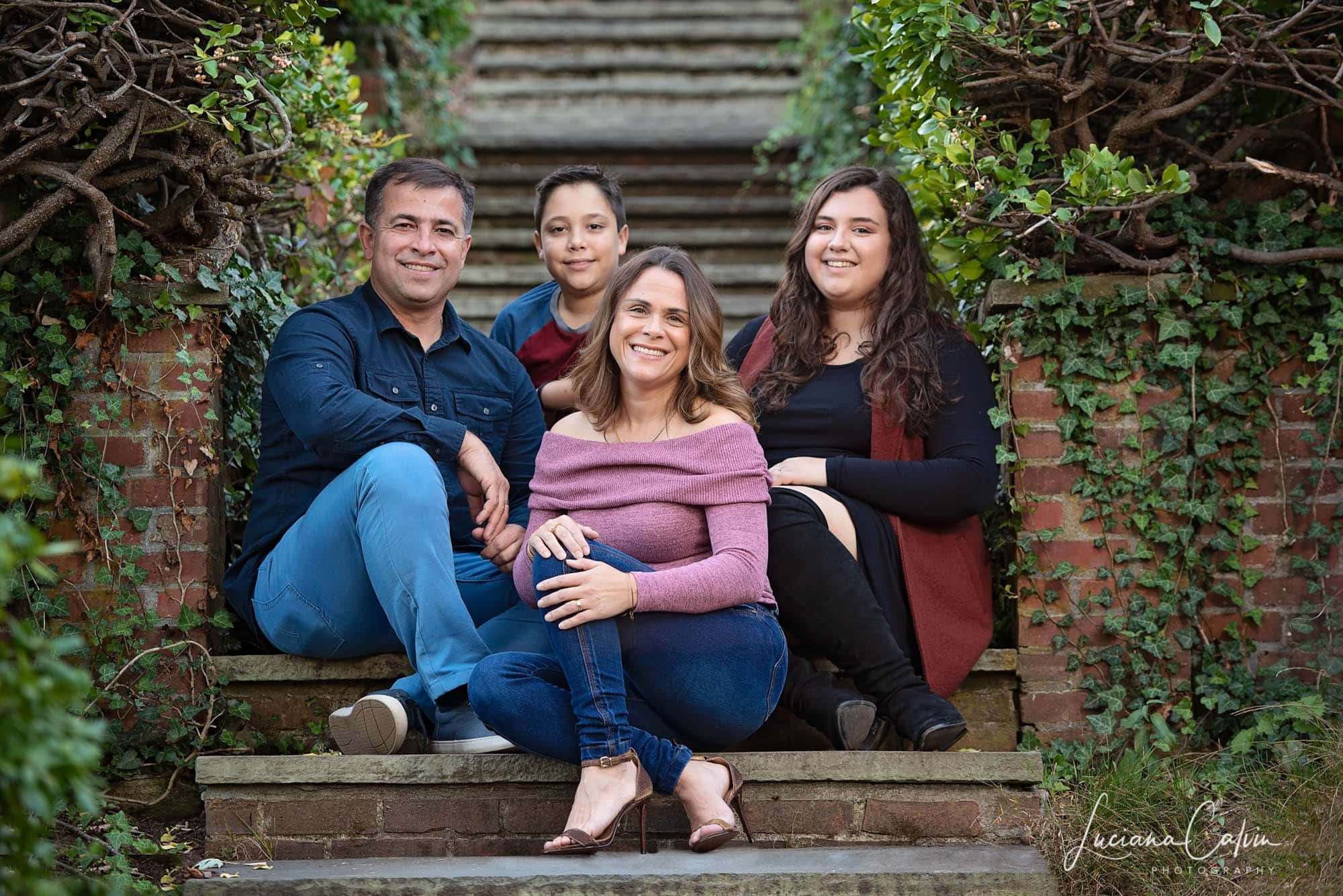 The Santos Family